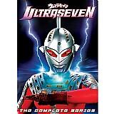 Ultraseven - seriado completo em 12 dvds