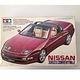 Kit tamiya nissan 300zx covertible importado japao raridade