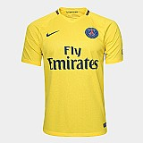 Camisa paris saint germain home 17/18 s/nº torcedor nike mas