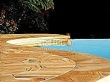 Pedras para bordas de piscinas
