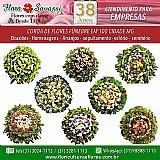 Coroa de flores r$ 190,   00 velorio lar maria clara contagem sem frete em contagem floricultura