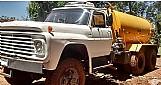 Caminhao ford com tanque rei flex