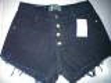 3 shorts jeans feminino