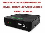 Receptor de canais tocombox energy hd sks iks wifi