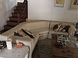 Sofá em formato de l medidas: 1,40 x 1,10 x 1,40m