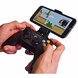Cotrole de jogos bluetooth celular smartphone tablet xbox pc