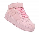 Tenis bebe nike air force  bebe rosa