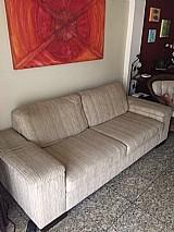 Sofa 3 lugares usado/ bom eado