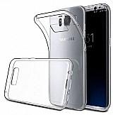 Capa galaxy samsung s8 transparente silicone