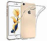 Capa iphone 8 transparente silicone