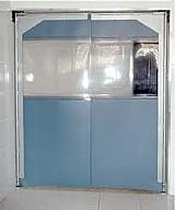 Portas e cortinas flexiveis