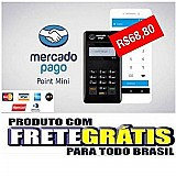 Leitor de cartao point h mercado pago