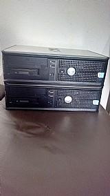 Kit duas desktop dell