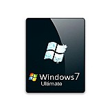 Windows 7 ultimate 32/64bits cartao fpp