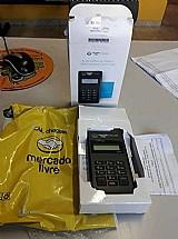 Máquininha de cartão mercado pago point mini