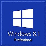 Windows 8.1 professional 32/64bits selo holografico oem