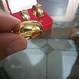 Legitima alianca tungstenio 8mm banhada ouro 18k,  compromisso,  noivado,  namoro em aliancas