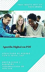 Apostila novacap 2017 - técnico agrícola