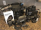 Camara panasonic lumix dmc-gh4-yagh / panasonic lumix g dc-gh5l 20, 3 mp (kit