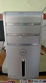 Cpu dell inspiron 530 intel core2duo prata atx lga775/ddr2