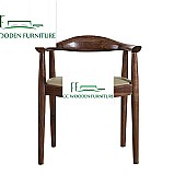 Nordic modern minimalist chair backrest armchair dining chairs