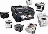 Assistência técnica de equipamentos de impressão