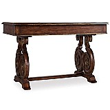 American country style wood desk writing desks office suites