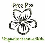 Freepoo bloqueador de odor sanitario r$ 16,00