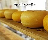 Curso em ebook -  queijos