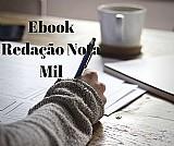 Ebook segredos da redacao nota mil