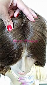 Perucas e cabelos naturais