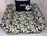 Camas para cachorro personalizadas