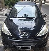 Peugeot 207  1.6  16v  preto 2009 perfeito estado