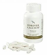 Forever calcium - suplementacao de citrato de calcio - 206
