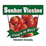 Kit 6 vinagre maca senhor viccino 6% de acidez - 400ml   brinde