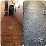 Limpa pisos e pedras encardidos instantaneo sem precisar esfregar