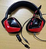 Fone headset void pro surround rma com adaptador para ps4 e xone