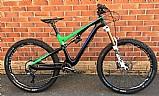 Scott genius 710 carbon enduro mountain bike (fox,  shimano,  deity,  dmr & more!)