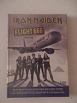 Dvd duplo iron maiden  tour - ótimo dvd show