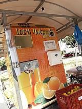 Extratora suco de laranja modelo otto 1800