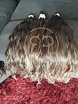 Vendemos cabelos,  naturais,  para seu mega hair.