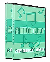 Clipes de áudio