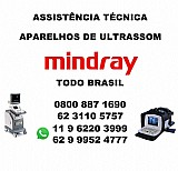 Mindray assistencia tecnica nacional