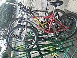 Vendo ou troco bicicleta de 21 marchas,  revisada em bom estado