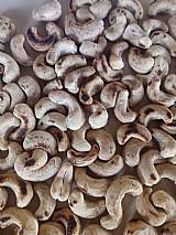 Amendoa de castanha de caju assada/caseira/brejeira