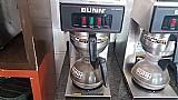 Cafeteira cafe coado bunn vp17 com 2 jarras