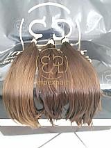 Apliques de cabelo humano