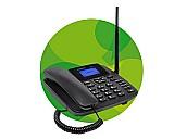 Telefone celular fixo rural praia gsm internet cf 4201 jm intelbras