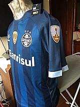 Camisa gremio- terceiro uniforme la 2017 - geromel