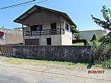 Casa mista - 2 pavimentos - 2º lote da avenida beira mar - rua do aeroporto - praia de navegantes - sc